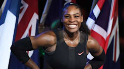Serena Williams Thanks Her Baby For Giving Her Strength To Be