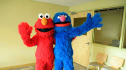 Kids In Refugee Camps Will Get Their Own 'Sesame