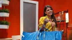Ikea se moque à son tour de Balenciaga et de son sac à