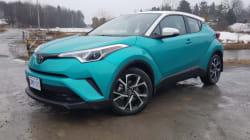 Toyota C-HR 2018 : pourra-t-il se