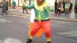 Vidéo comique: Saint-Patrick, le jour des