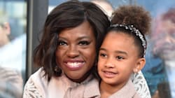 Viola Davis Wants Her Daughter To 'Stop