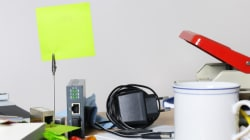 Sorry, Your Desk Space Is Likely A Germy