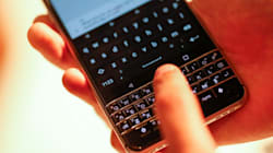 Still Miss Your BlackBerry Keyboard? There's A New Phone