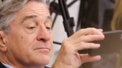 À 73 ans, voici de quoi a l'air Robert De Niro avec des filtres