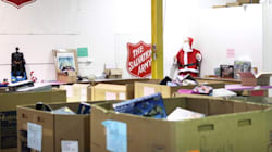 Salvation Army Exec Diverted Thousands Of Donations To Black