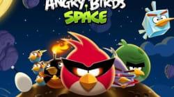 Angry Birds se catapulte dans l'espace!