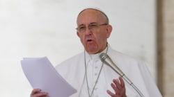 Le pape appelle à l'arrêt des violences au
