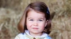 A New Birthday Photo Of Princess