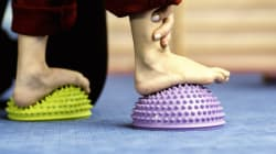 Have Flat Feet? These Simple Stretches Will Help Lift Your