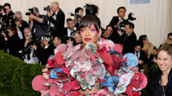 Well, Rihanna Just Won The Met Gala ...