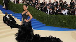 Diddy Was So Pooped From The Met Gala, He Had To Lie