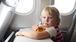 Airplane Nannies A New Job For The