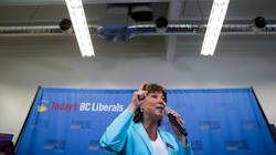 B.C. Voters Stand With Frustrated Woman Who Told Off Christy