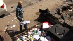 Des concierges du «ghetto McGill» épuisés par les ordures des