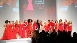 Heart Truth Fashion Show: Red Dresses On The Runway