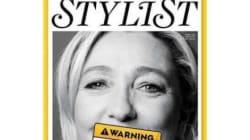 Cette une sur Marine Le Pen fait réagir en
