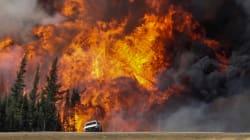 Fort McMurray: les autorités ont appris l'arrivée du feu par les médias