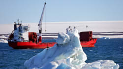 Global Warming Might Make Arctic Shipping More