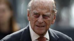 Le Prince Philip a été admis à