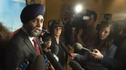 Sajjan Explains Why He Bowed Out Of Veterans