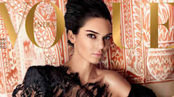 Kendall Jenner en couverture de Vogue India fait
