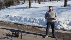 Les drones intelligents de ce chercheur pourront sauver des