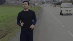 Meet The Man Running Across Canada To Stem First Nations' Water
