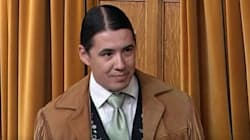 Watch: MP Delivers Speech In Cree To Ask For Help Protecting Indigenous