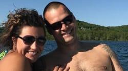 このカップルの休暇写真は目の錯覚を引き起こす。「えっヤバい!」と思ったら...