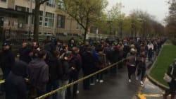 Les Français à l'étranger votent au second