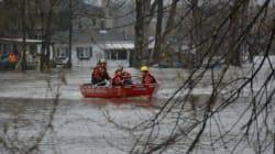 Inondations: dégradation prévue ce