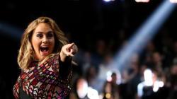 La fortune d'Adele durant la dernière année est