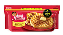 Aunt Jemima Waffles And French Toast