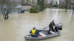 Montreal Declares State Of Emergency As Flooding