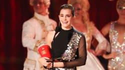 Le MTV Award d'Emma Watson a une particularité réjouissante pour l'égalité des