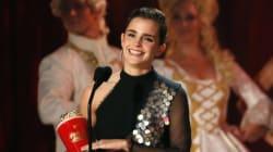 Emma Watson Wins First Genderless MTV Movie