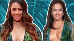 MTV Star Has J.Lo Fans Seeing