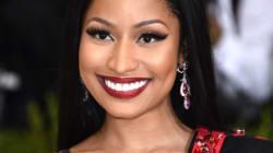 Si vous voulez que Nicki Minaj paie vos études, lisez