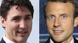 Internet Already Imagining A Trudeau-Macron