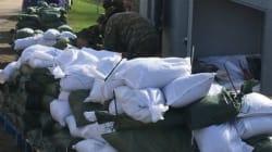 Les militaires anticipent un manque de sacs en