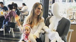 Mall Introduces Breastfeeding Mannequins To End The