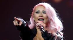 Gardez l'oeil ouvert, Christina Aguilera se promène à
