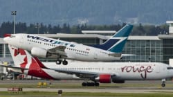 Canada's Airlines Rank Near Bottom On Customer