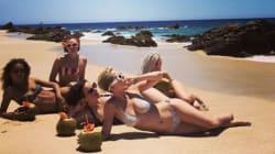 Katy Perry dévoile les dessous d'une séance photo sexy