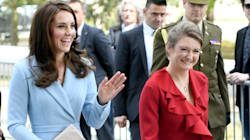 When The Duchess Of Cambridge Met The Grand Duchess Of