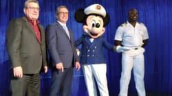 La ligne de croisières de Disney s'arrêtera à Québec en