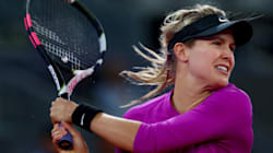 Bouchard s'incline 6-4, 6-0 face à Kuznetsova à