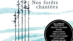 L'album «Nos forêts chantées» initié par les Cowboys