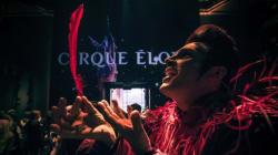 Soirée-bénéfice du Cirque Éloize: entre mystère et